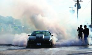 Burnout - Big Smoke