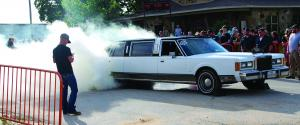 Burnout - First Smoker