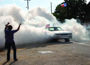 Burnout - Top Smoker