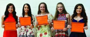 Volleyball awards